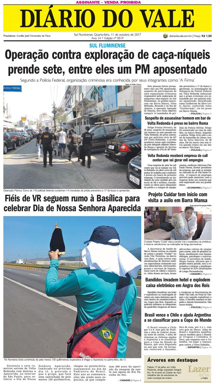 f565aec5ca5 8519 diario quarta feira 11 10 2017 by Diário do Vale - issuu