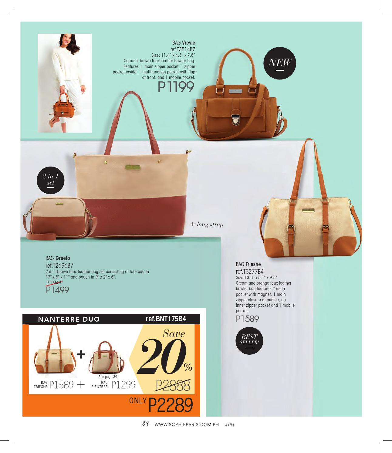 2aaebc6c6ae23b Catalog 104 by Smart Sophienista - issuu
