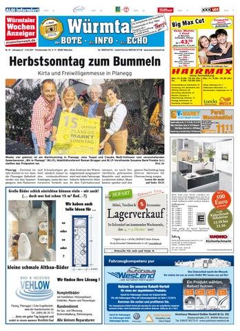 KW 41 2017 by Wochenanzeiger Me n GmbH issuu