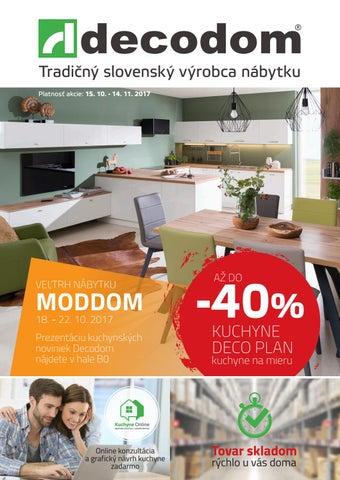 9d06a286e811 Tradičný slovenský výrobca nábytku Platnosť akcie  15. 10. - 14. 11. 2017