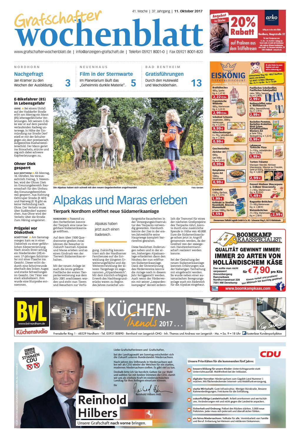 Grafschafter Wochenblatt_11-10-2017 by SonntagsZeitung - issuu