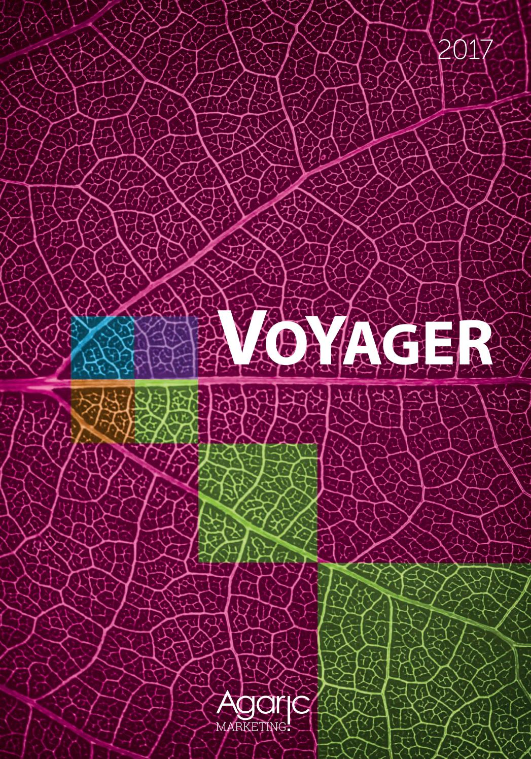 Agaric Voyager 2017 2018 By Agaric D O O Issuu