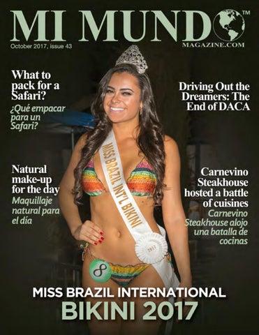 c8fff086f354a Mi Mundo Magazine by Mi Mundo Magazine - issuu
