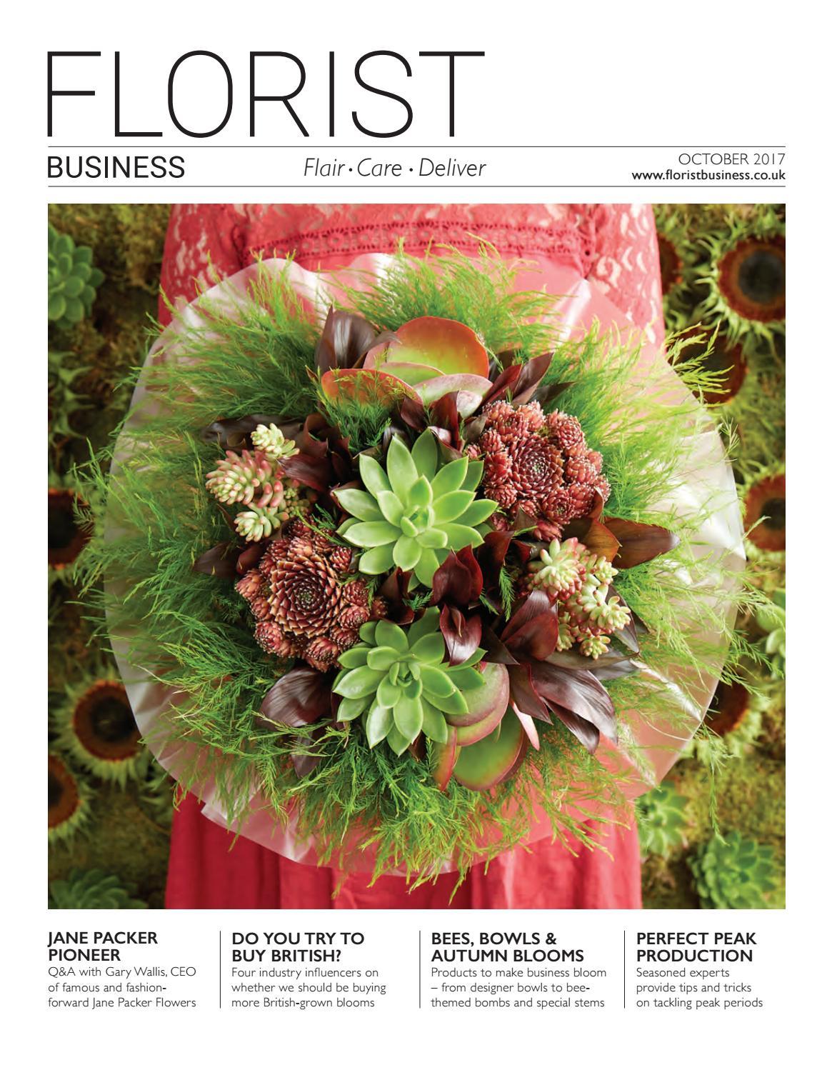 Florist business october 2017 by eljays44 issuu izmirmasajfo