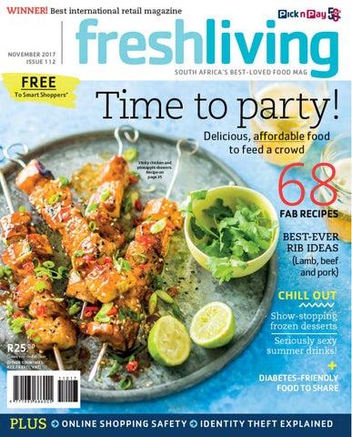 Fresh Living November 2017 By Pick N Pay Issuu