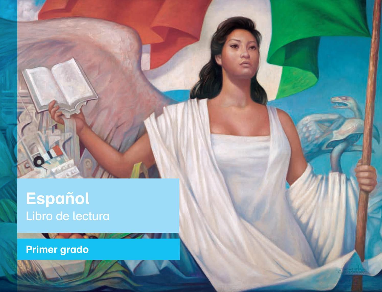 Espanol Libro De Lectura Primaria Primer Grado By Admin MX