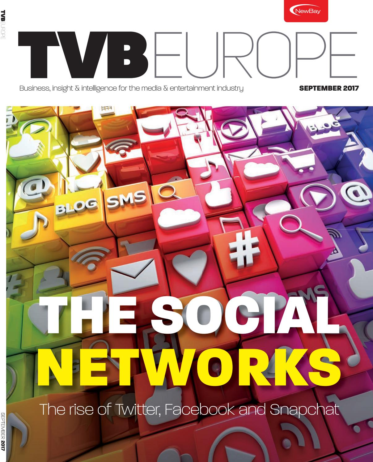 TVBE September 2017 by Future PLC - issuu