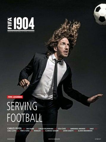 a6dcaa3a6d2 FIFA 1904 issue  09 by Fédération Internationale de Football ...