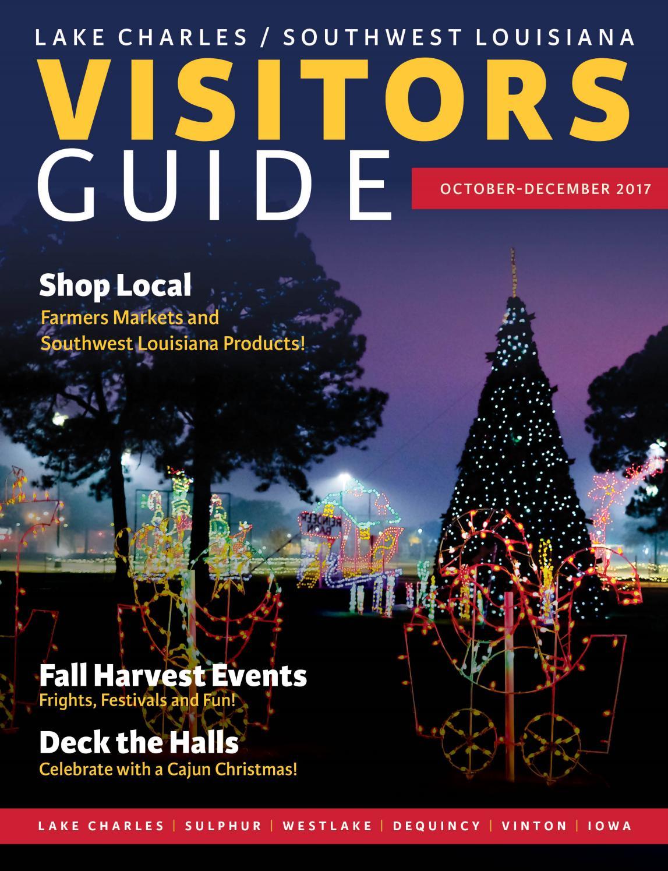 Lake Charles/Southwest Louisiana Visitor Guide: October-December ...