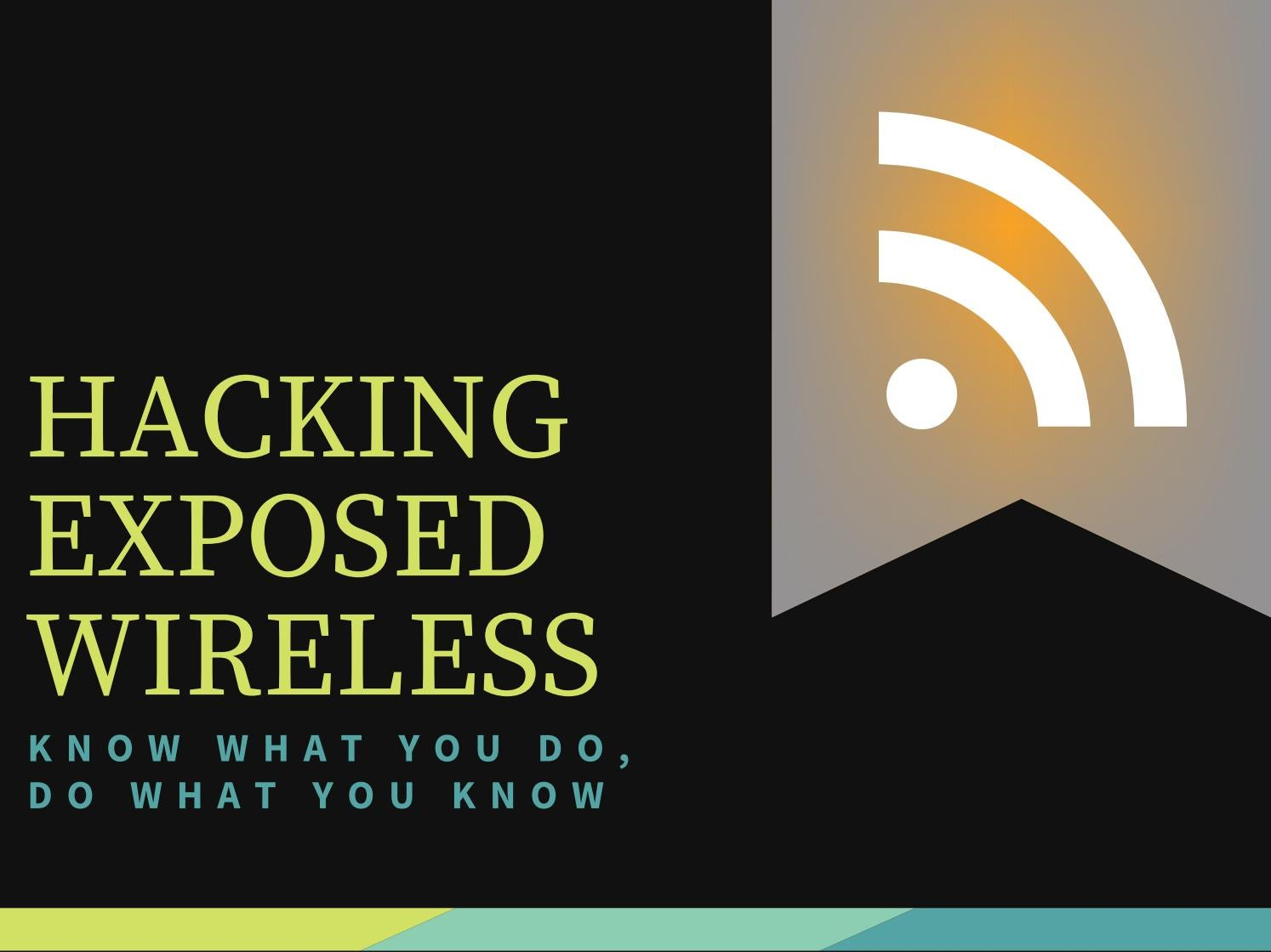 HACKING EXPOSED WIRELESS EBOOK DOWNLOAD