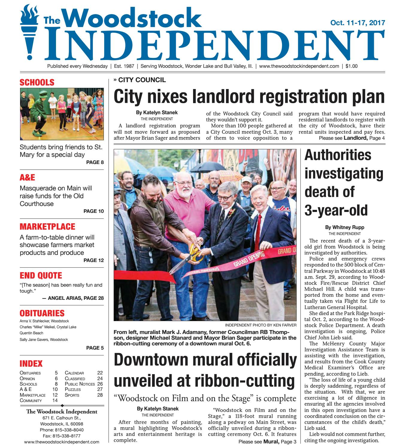 Woodstockindependent 11 By 17 Issuu Independent Woodstock 10 6Ybvfyg7