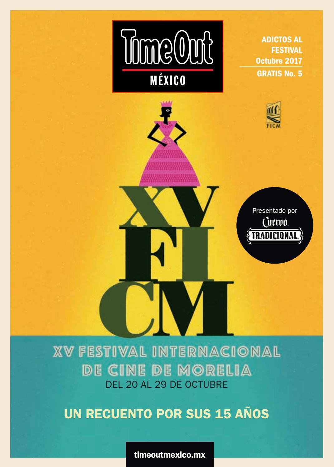 Guía oficial del XV Festival Internacional de Cine de