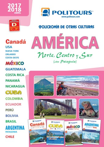 010debb7597 America 2017 by Catálogosdeviajes - issuu