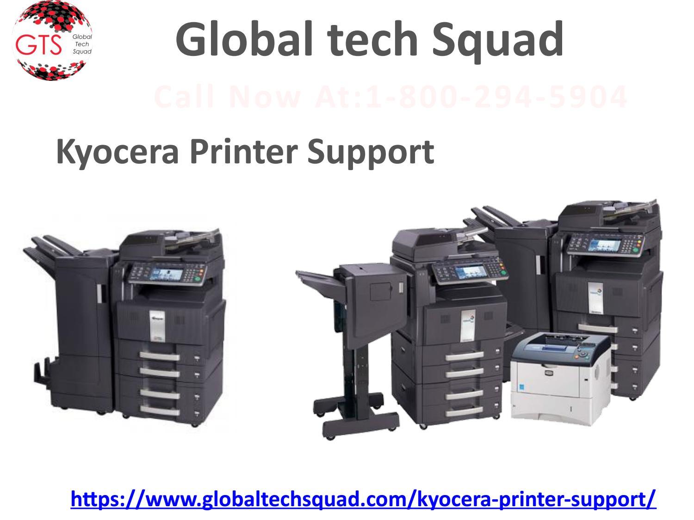 Kyocera Printer Support Phone No:1-800-294-5907 by johan