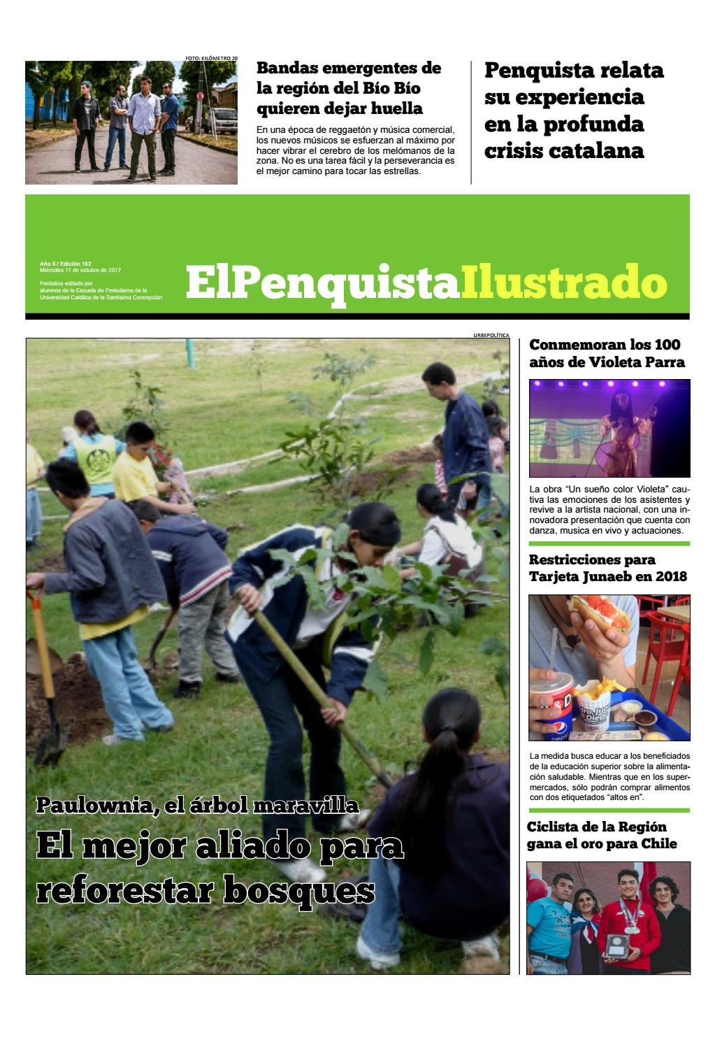 Penquista Ilustrado, edición N° 162, año 5 by Universidad Católica ...