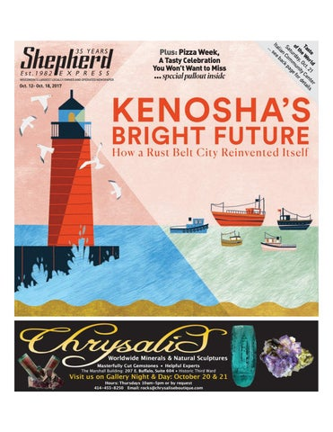 c807e2f25dca2 Oct. 12, 2017 Print Issue by Shepherd Express - issuu
