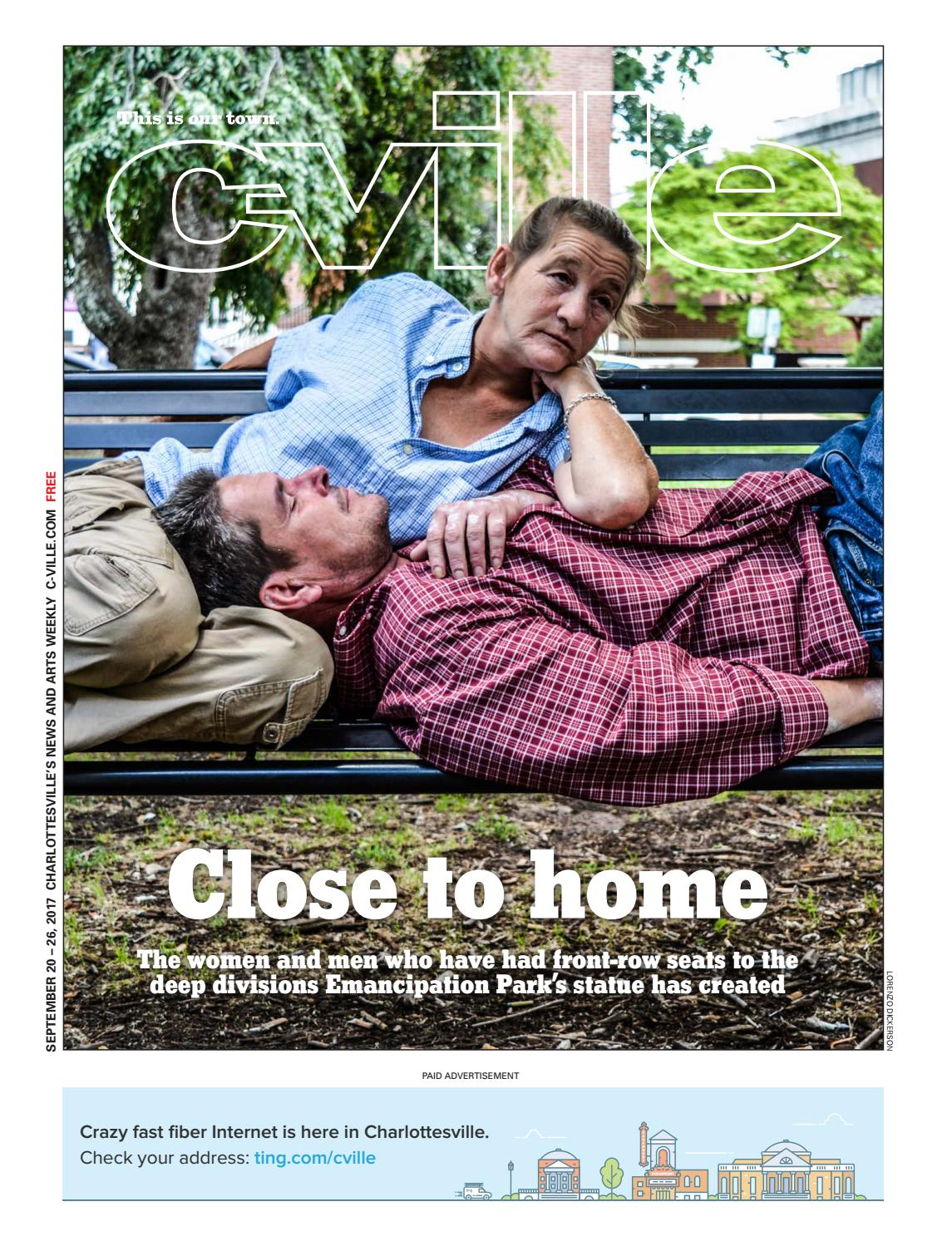 9511ac42396 September 20  Close to home by C-VILLE Weekly - issuu