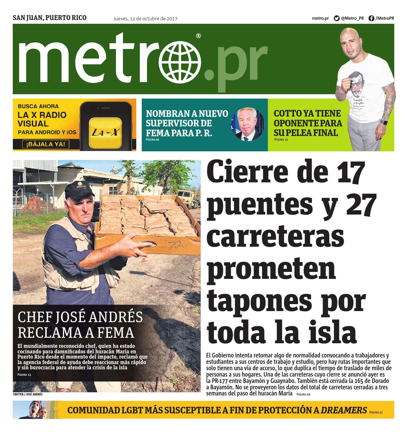 20171012 pr sanjuan by Metro Puerto Rico - issuu