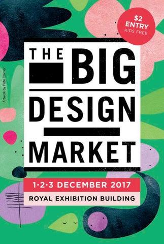 The Big Design Market Melbourne 2017
