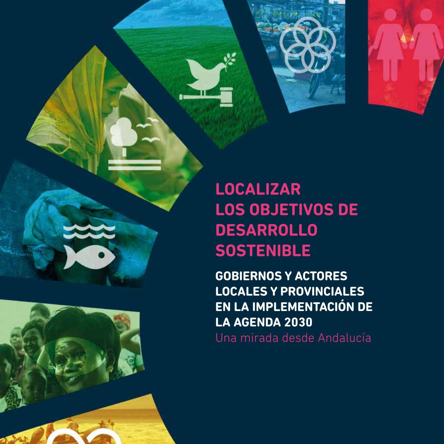 Localizar los objetivos de desarrollo sostenible