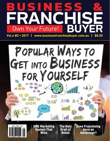 Business franchise buyer vol 4 no2 jul to dec 2017 by franchise page 1 fandeluxe Choice Image