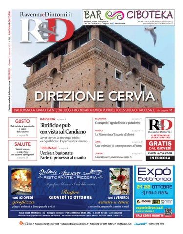 Rd 12 10 17 by Reclam Edizioni e Comunicazione - issuu cc0ccfa17d5