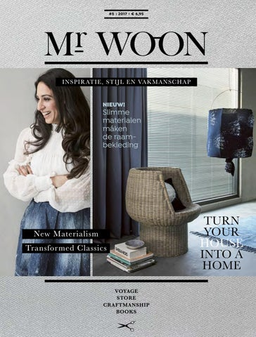 372437f0d82c8e MrWoon inspiratie magazine aanvragen (GRATIS) - Wagenmans Wonen en ...