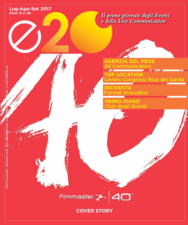 e20 Lug-Ago-Set 2017 by ADC Group - issuu 5fa5715dbc17