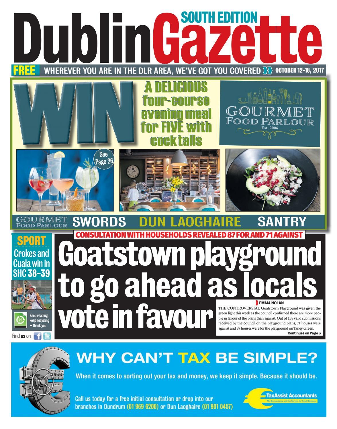 South by Dublin Gazette - issuu