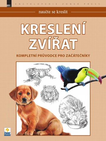 Kresleni Zvirat By Zoner Software A S Issuu