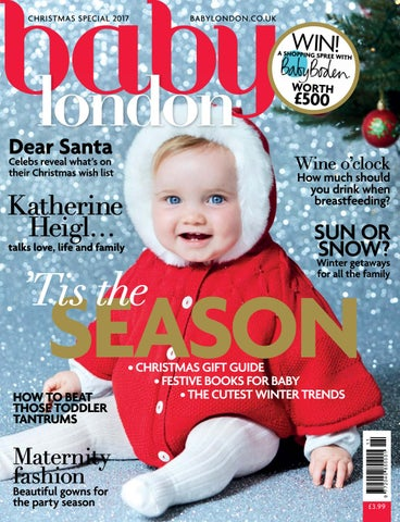 ef7a52ca8 Baby London November December 2017 by The Chelsea Magazine Company ...
