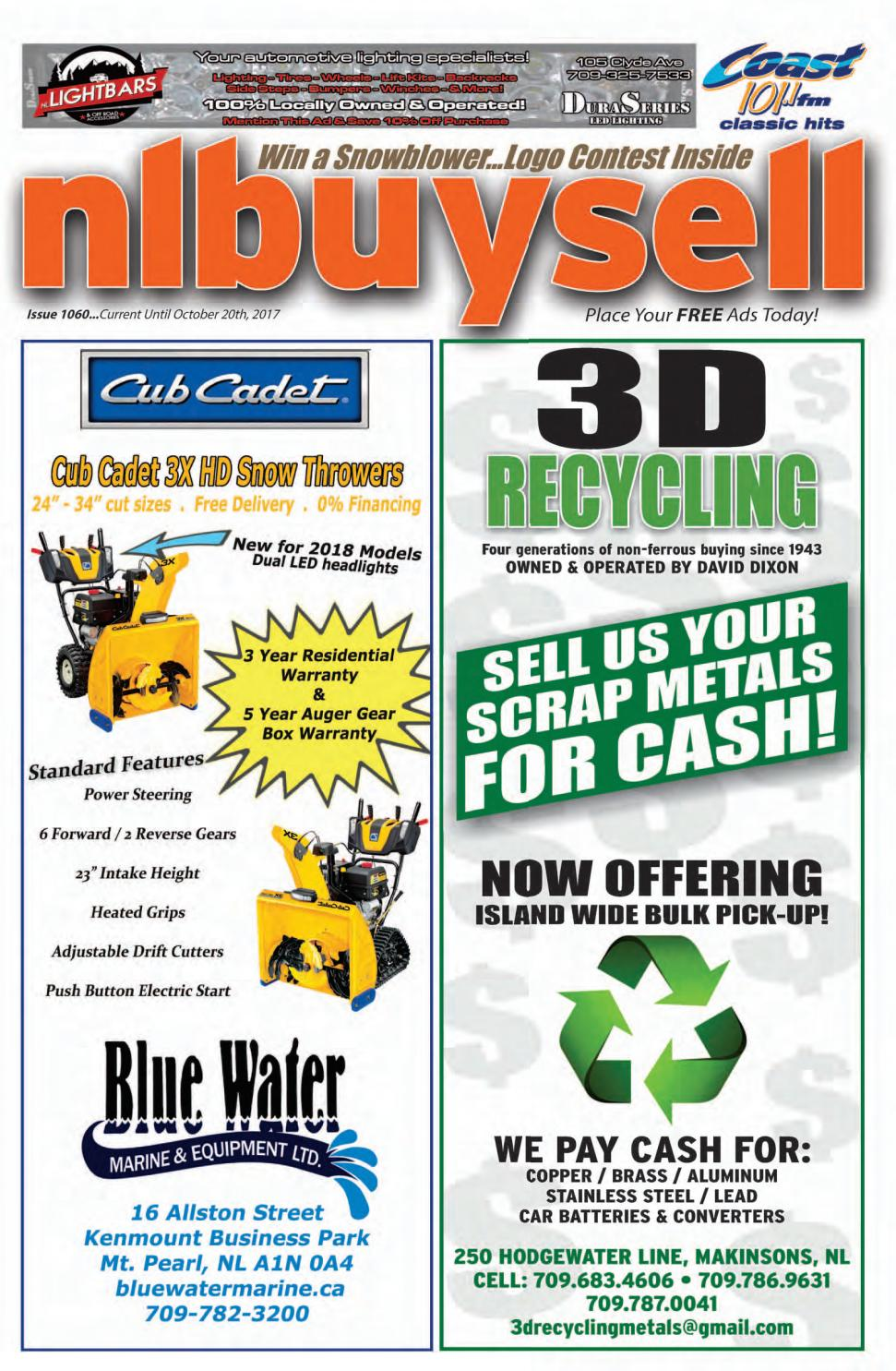 Buy and Sell Issue 1060 by NL Buy Sell - issuu