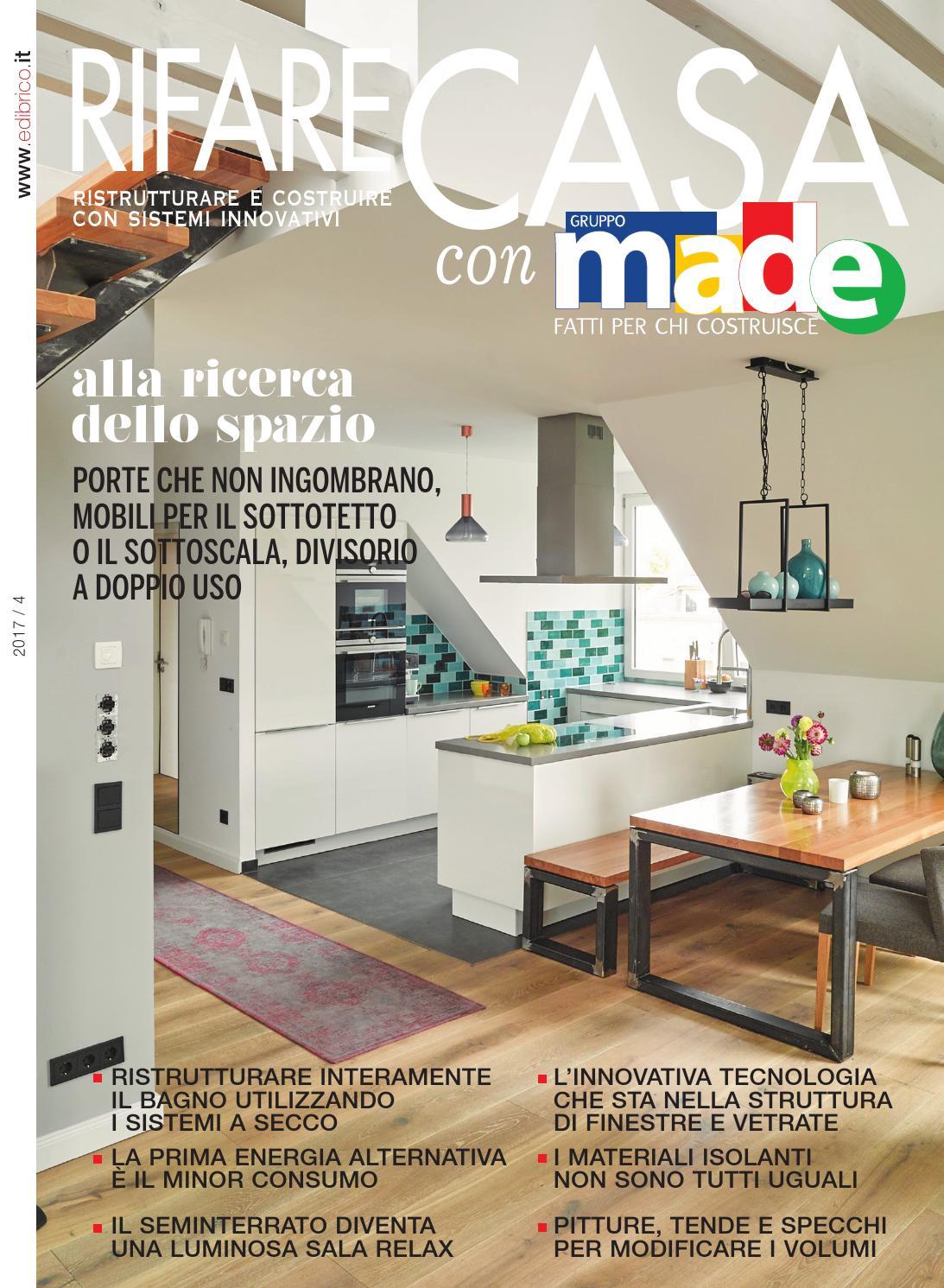 Tende Per Soffitti Inclinati rifare casa con made - ottobre 2017 by gruppo made - issuu