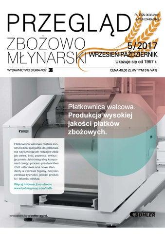 8a720c8a1d Przeglad Zbozowo-Mlynarski 5 2017 by Monika - issuu