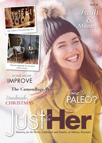 Just For Her Issue 5 By Forces Corporate Publishing Ltd Issuu