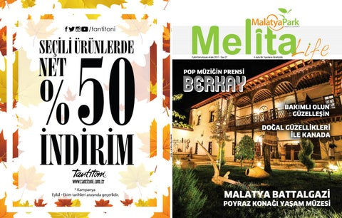 2406192975d99 Melita Life   27. Sayı by malatyapark - issuu
