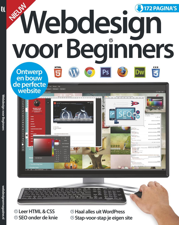 Webdesign voor Beginners 2017 by F&L Media - issuu