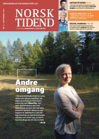 ee08635d Norsk Tidend 4-17 by Norsk Tidend - issuu