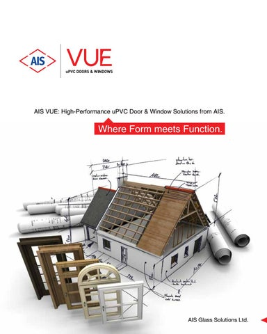 Give Your Home a New VUE - AIS VUE  sc 1 st  Issuu & Fabtech Doors Standard configurations by Mark Edlin - issuu pezcame.com