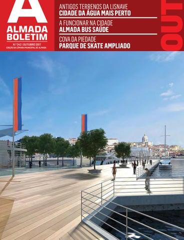 Almada Boletim Municipal nº 242 - outubro 2017 by Câmara Municipal ... 56c8b3dba6746