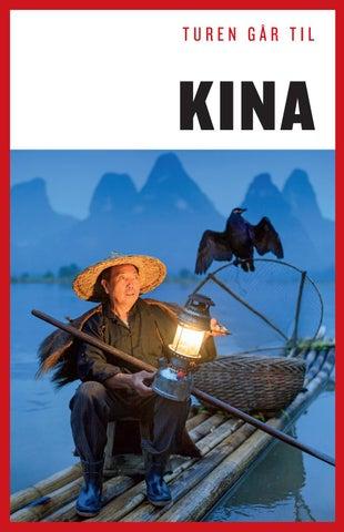 Sort mand daterer i Kina