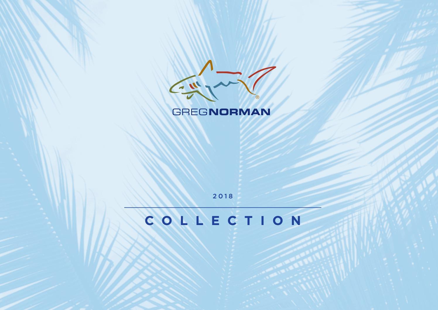 Greg Norman Collection UK - 2018 - Trade Catalogue by ProQuip Golf Ltd -  issuu d5a09d67bd9e