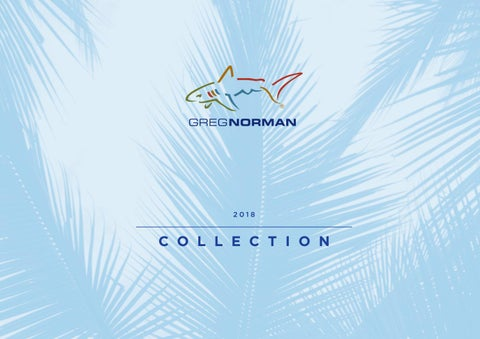00afdf913 Greg Norman Collection UK - 2018 - Trade Catalogue by ProQuip Golf ...