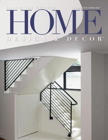 Home Design Amp Decor Austin San Antonio October November