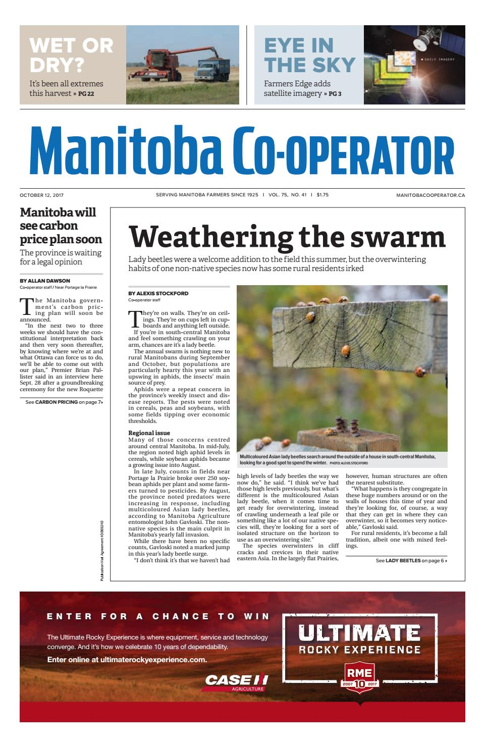 Manitoba Cooperator By Farm Business Communications Issuu Plug Wiring Diagram 3 Wire Furthermore Stealth C Er Van On Generator
