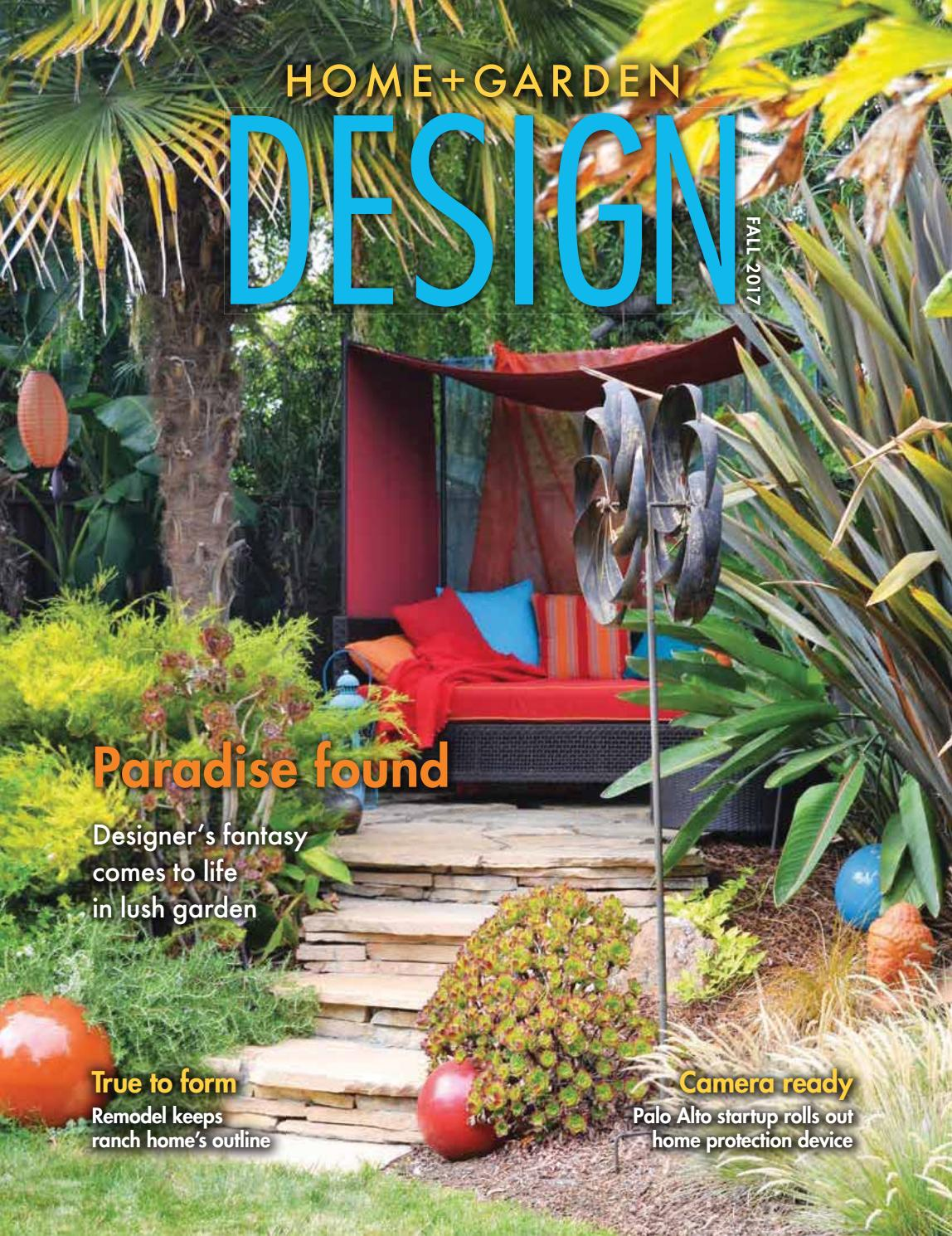 home garden design fall 2017 by palo alto weekly issuu