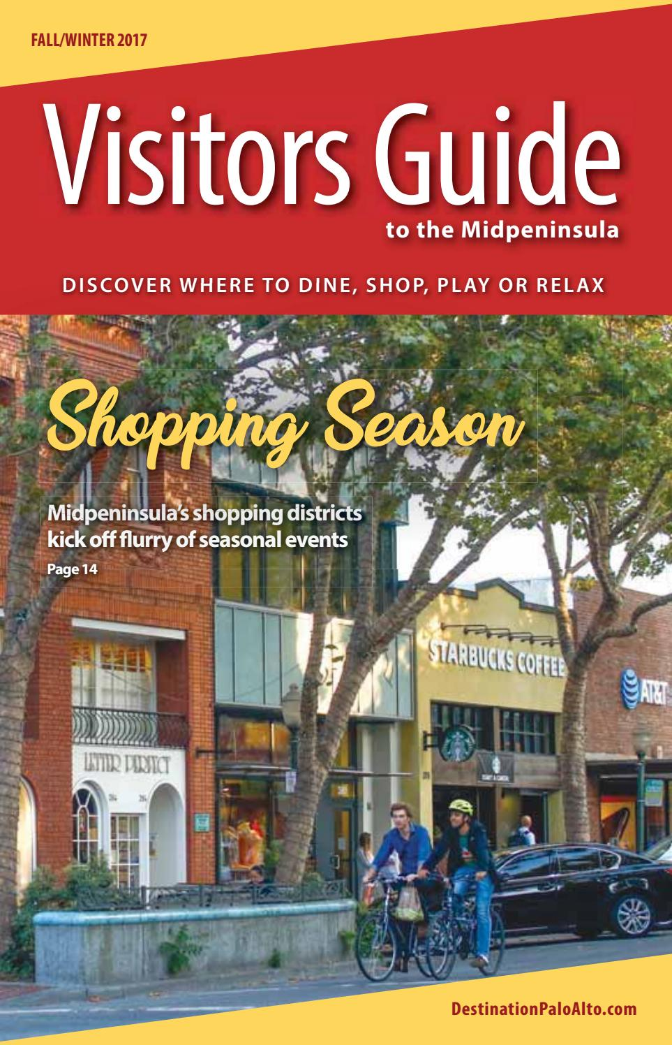 visitors guide fall 2017 by the almanac issuu