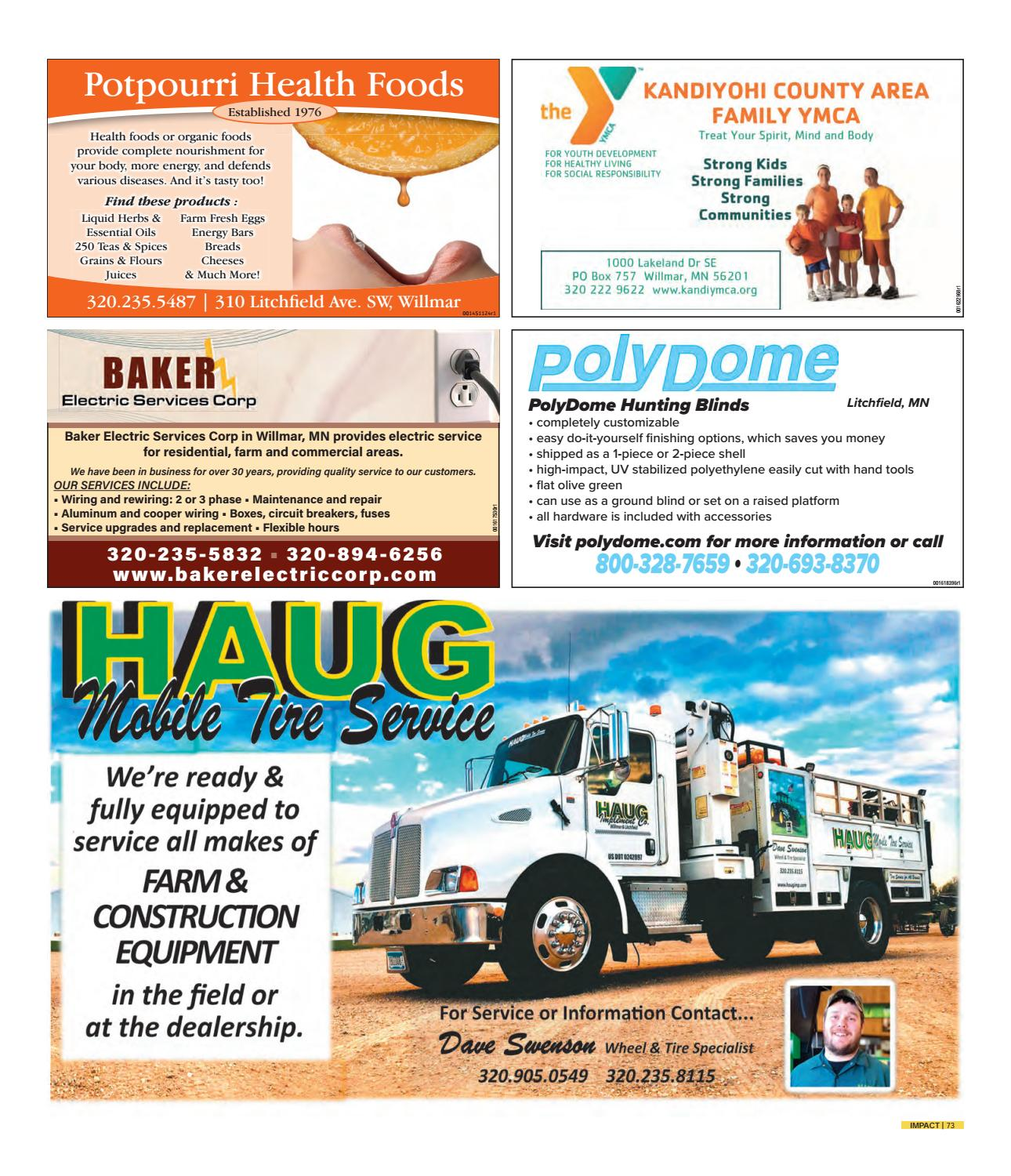 Impact Ag 2017 By West Central Tribune Issuu Residential Aluminum Wiring Fuse Box