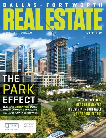 Dallas-Fort Worth Real Estate Review - Fall 2017 by Dallas Regional Chamber  Publications - issuu 7ce217662