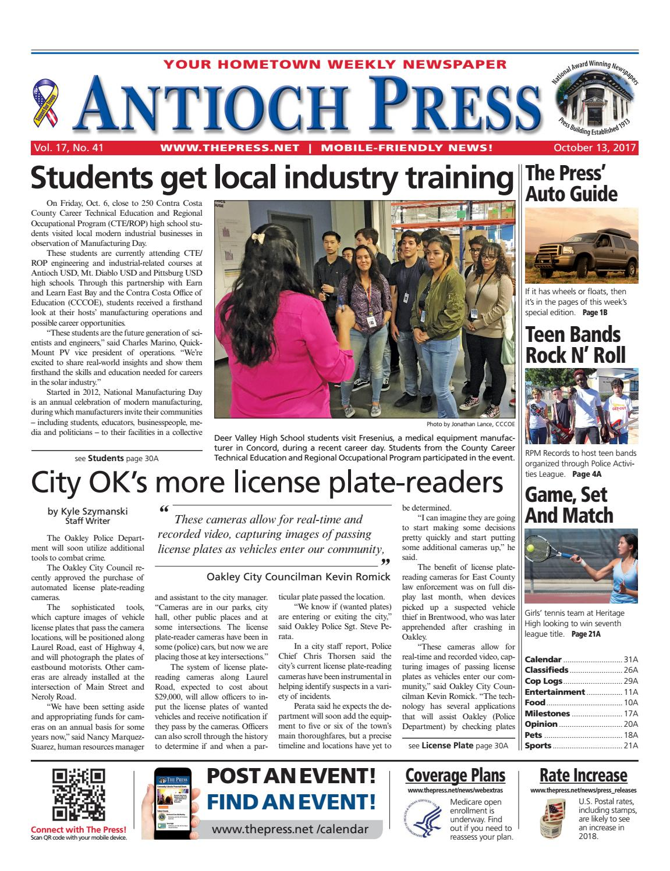 178e8742a2f Antioch Press 10.13.17 by Brentwood Press   Publishing - issuu